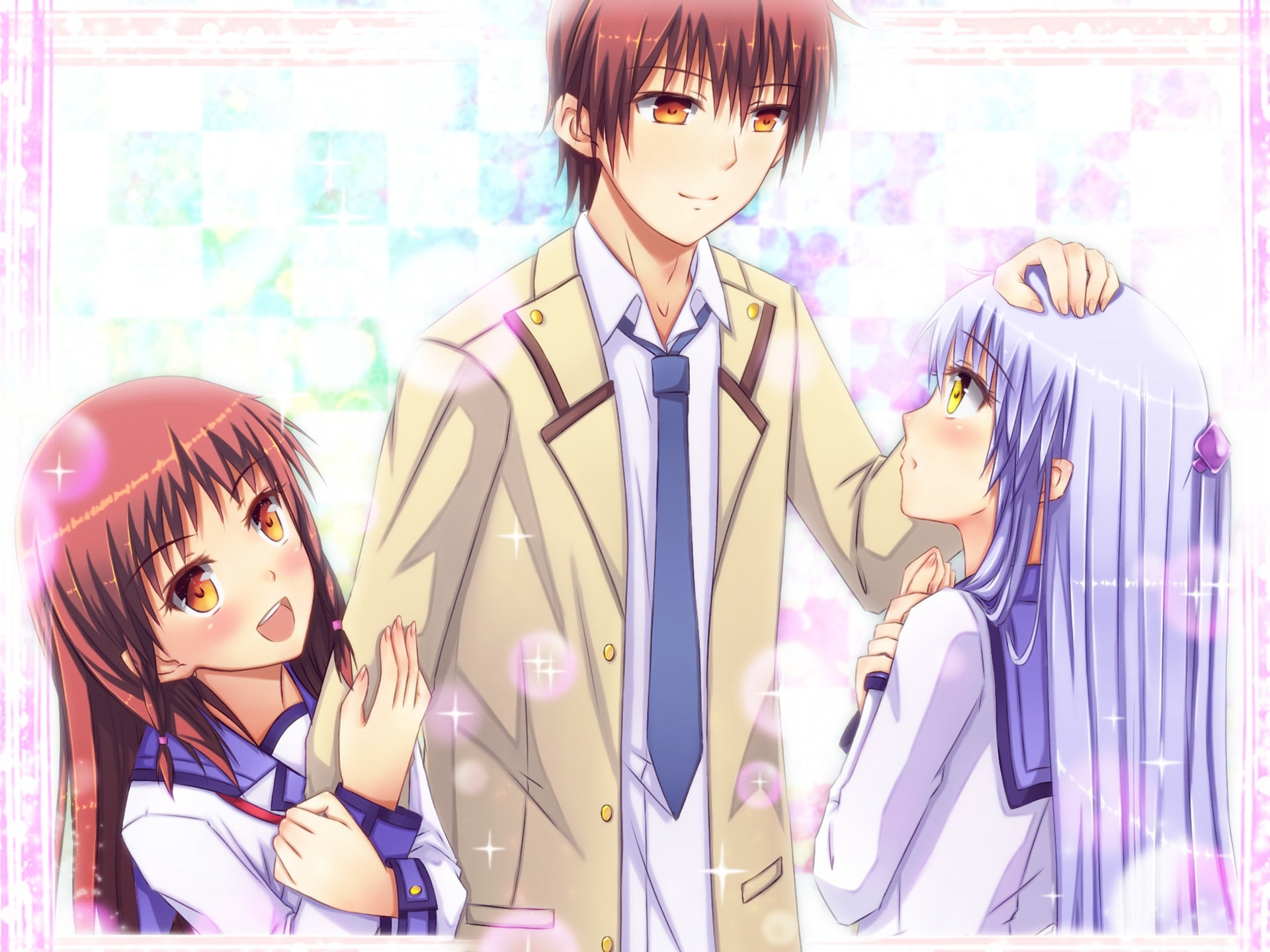 Free Angel Beats! high quality background ID:235446 for hd 1920x1440 PC