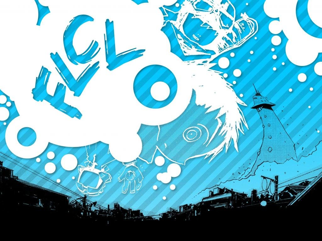 Best FLCL background ID:339652 for High Resolution hd 1024x768 desktop