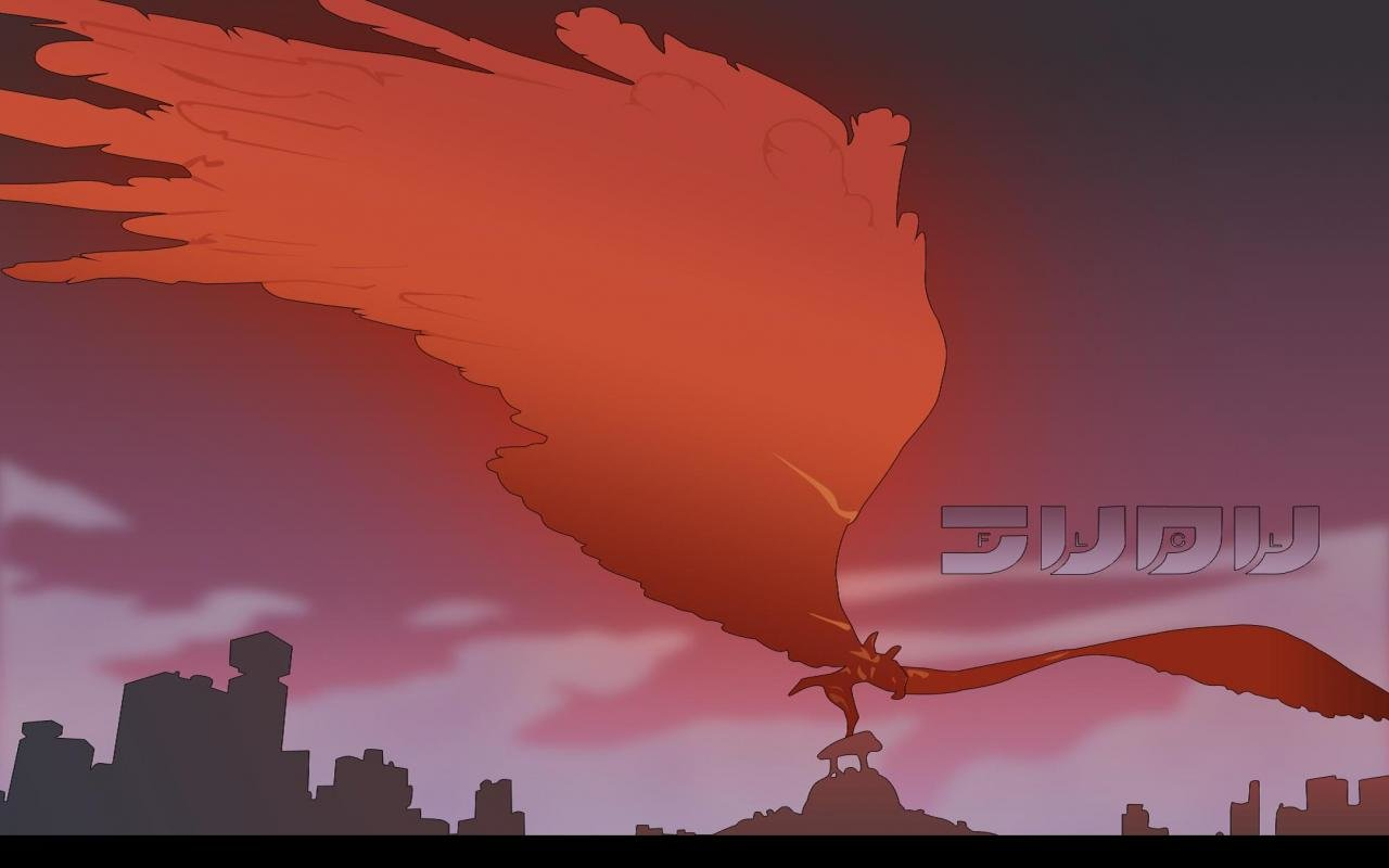 Awesome FLCL free background ID:339525 for hd 1280x800 PC