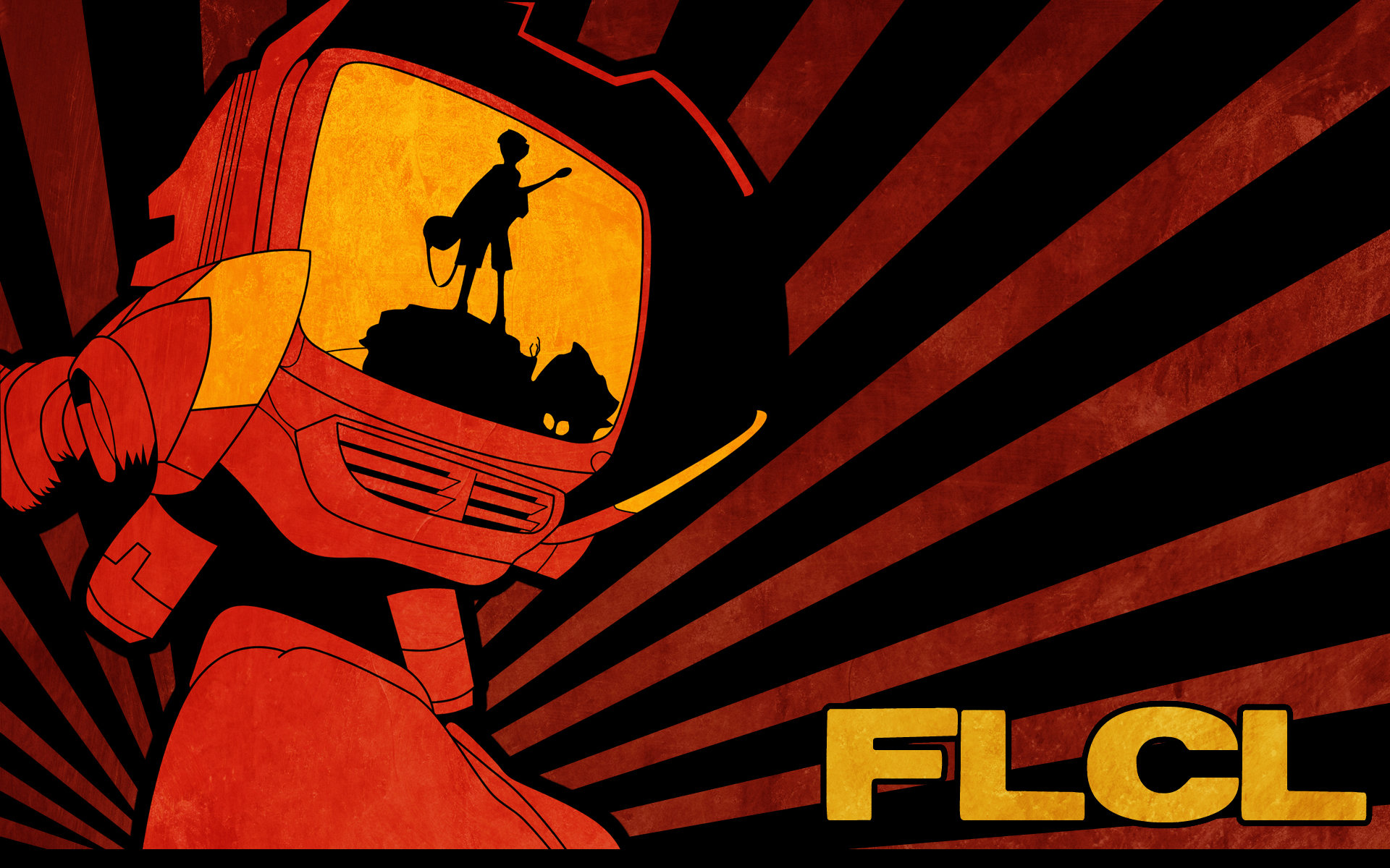 Free FLCL high quality background ID:339593 for hd 1920x1200 desktop
