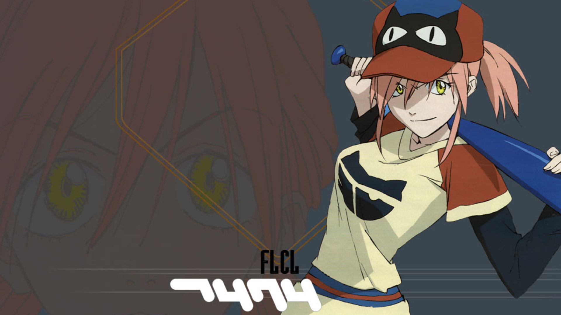 Free download FLCL wallpaper ID:339663 hd 1080p for computer