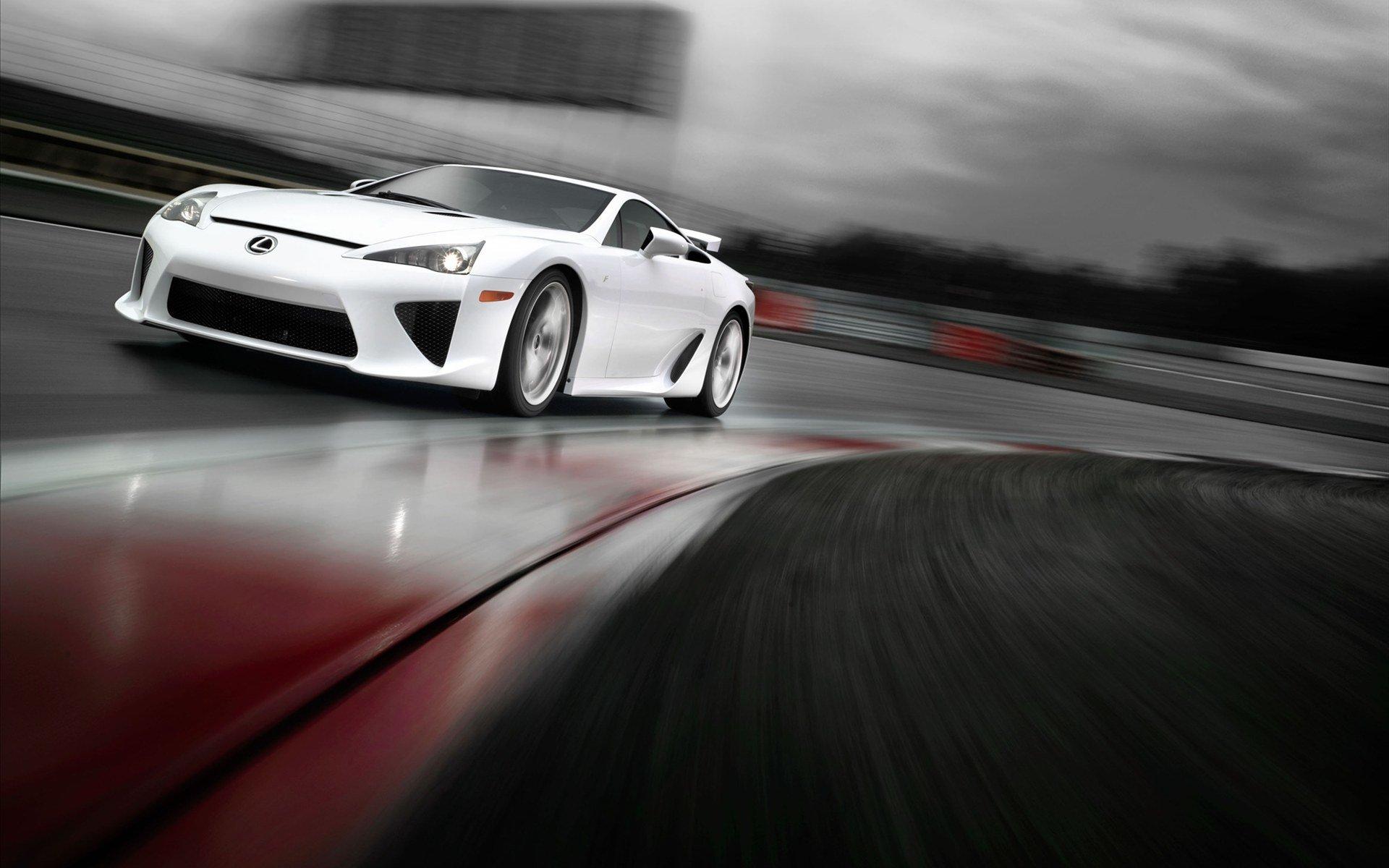 Lexus Lfa Wallpapers Hd For Desktop Backgrounds