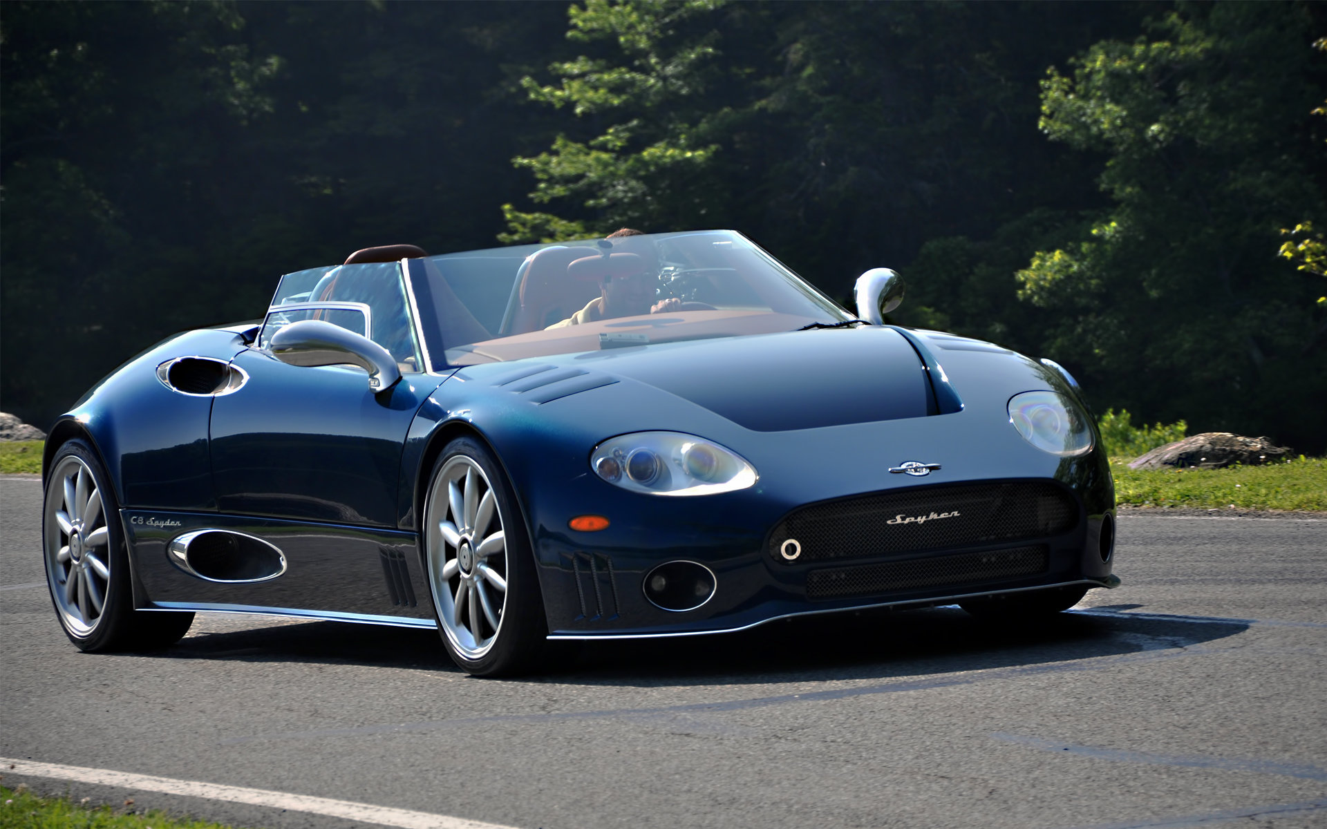 High resolution Spyker hd 1920x1200 wallpaper ID:433279 for PC