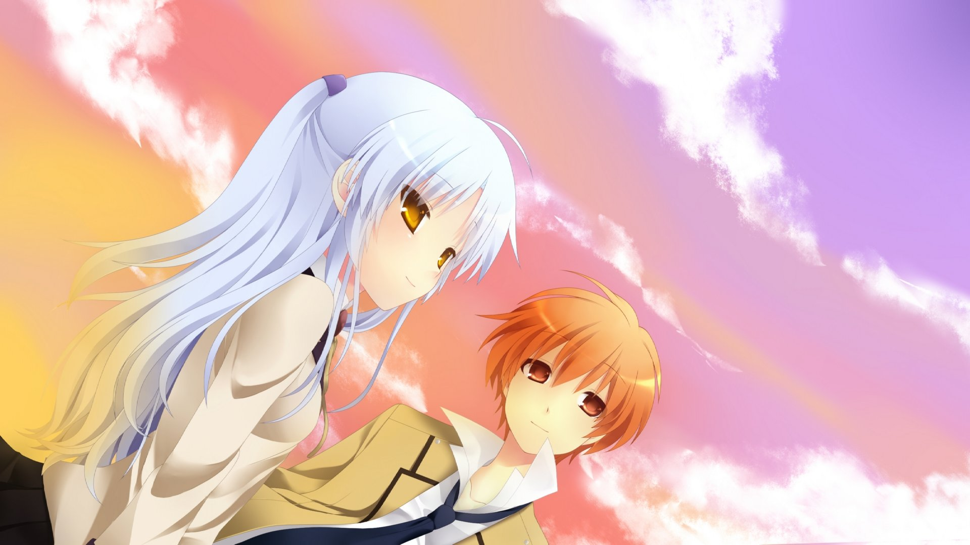 Best Angel Beats! background ID:235839 for High Resolution hd 1080p PC