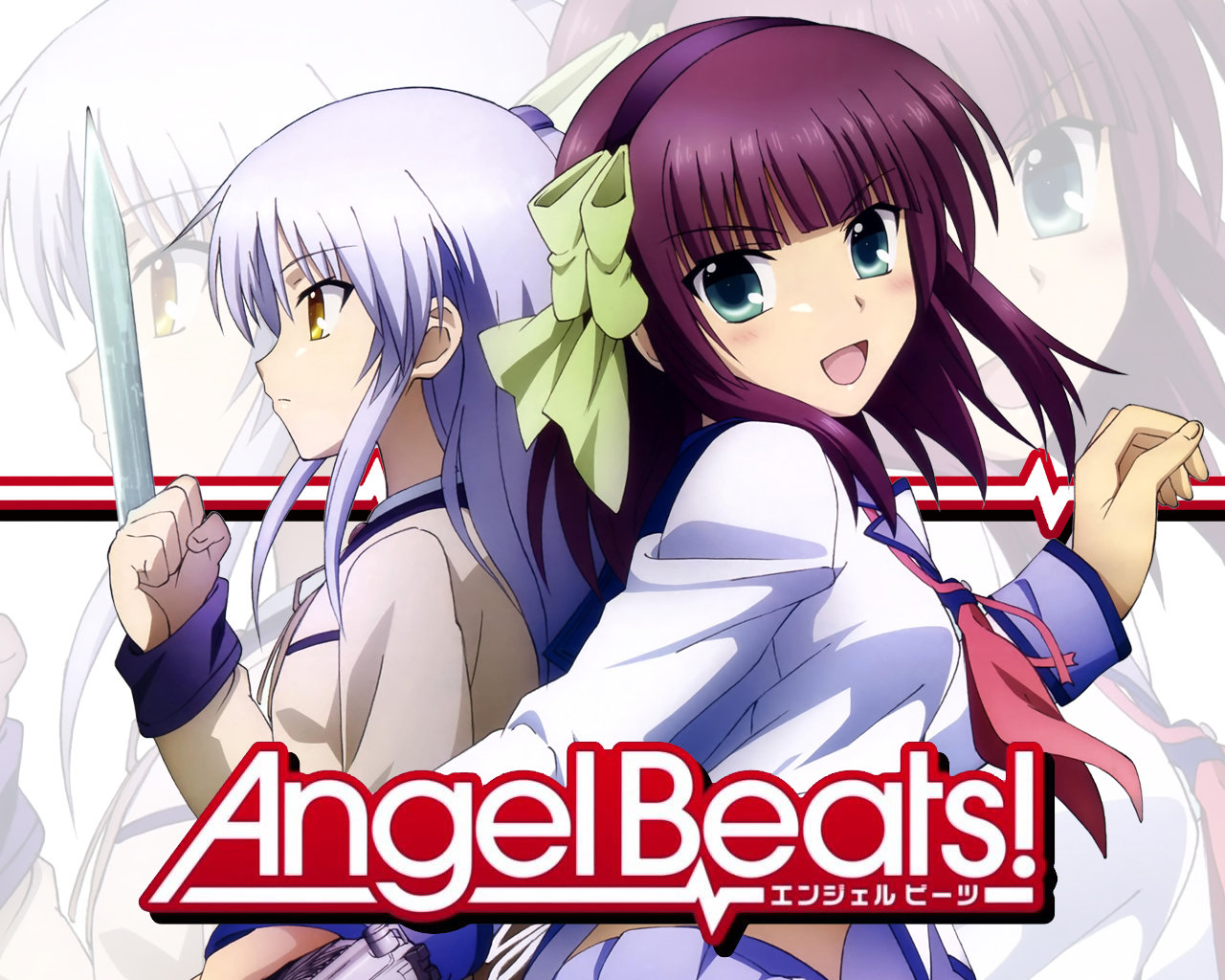 High resolution Angel Beats! hd 1280x1024 background ID:235176 for PC