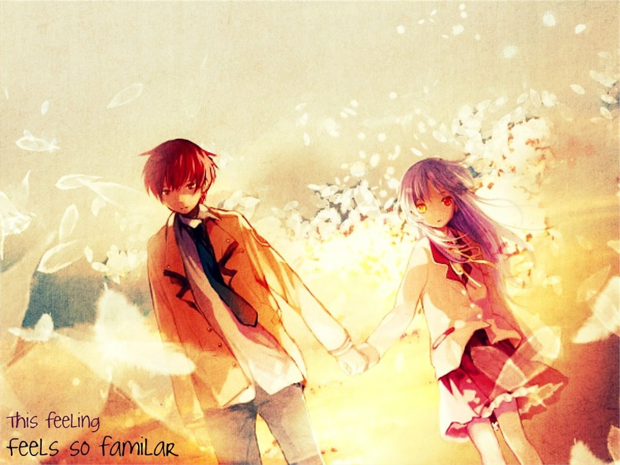 Free download Angel Beats! background ID:235781 hd 1280x960 for PC