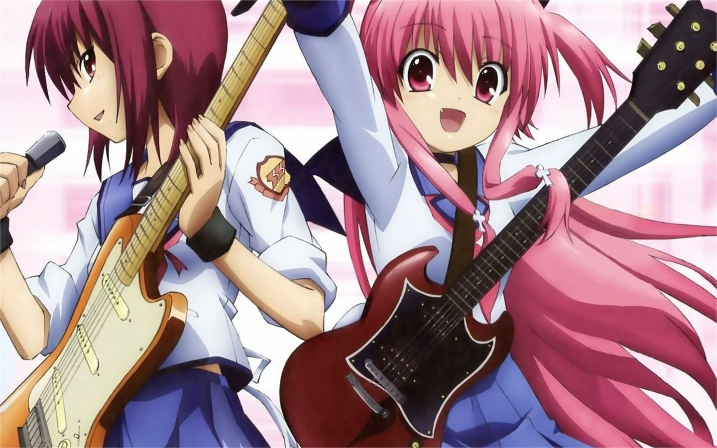 High resolution Angel Beats! hd 1440x900 background ID:235315 for computer