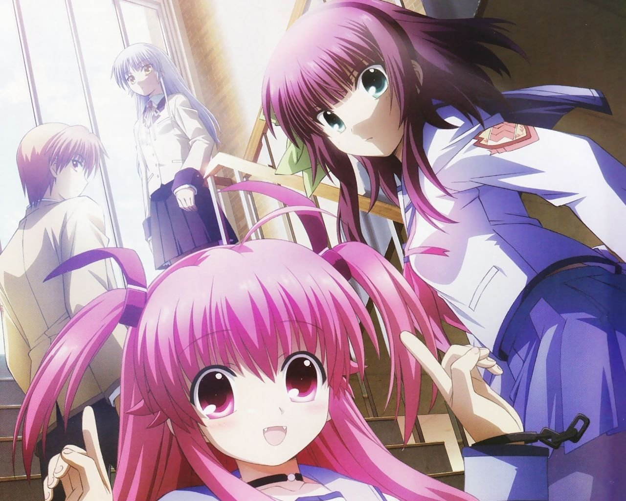 Free Angel Beats! high quality wallpaper ID:235403 for hd 1280x1024 desktop