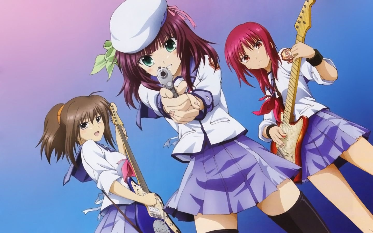 Best Angel Beats! wallpaper ID:235597 for High Resolution hd 1440x900 PC