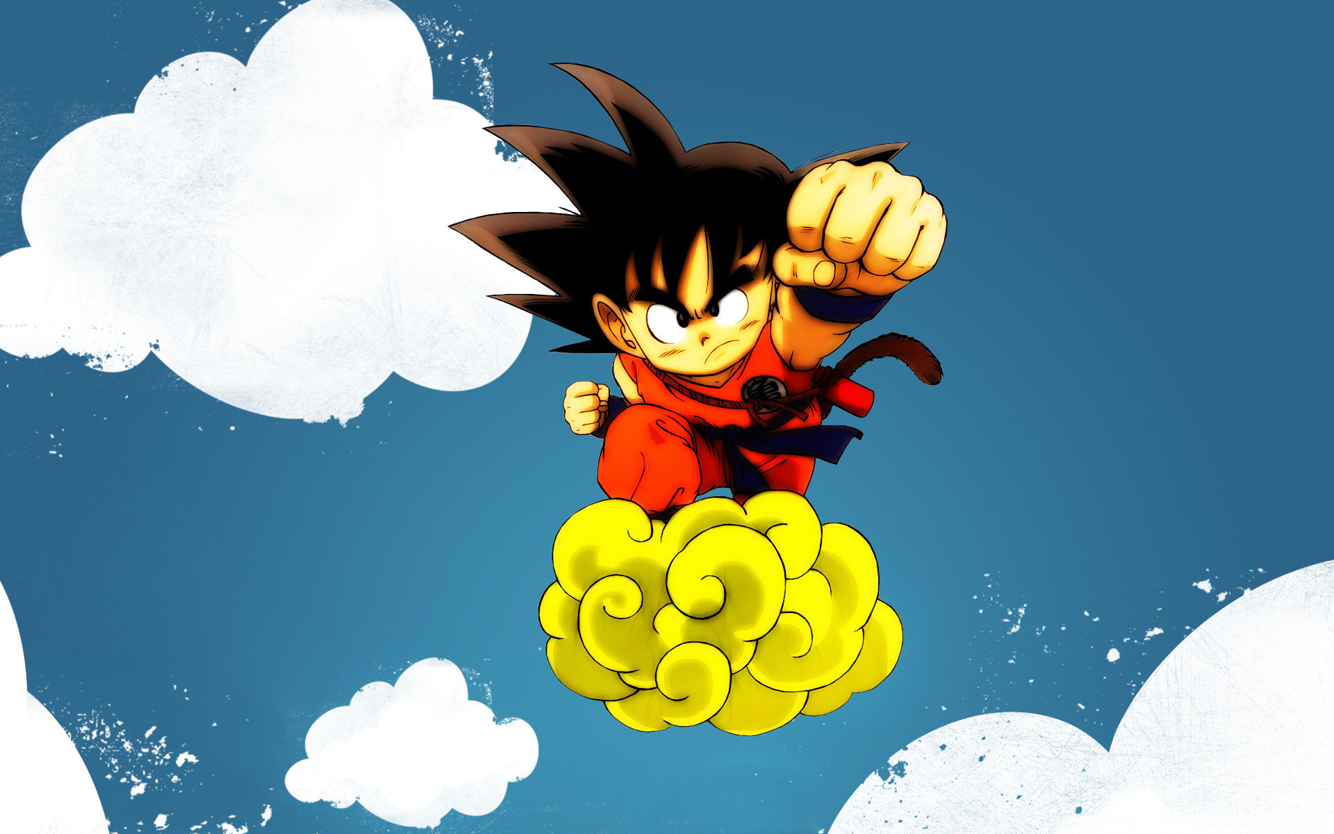 Download hd 1920x1200 Goku PC background ID:461889 for free