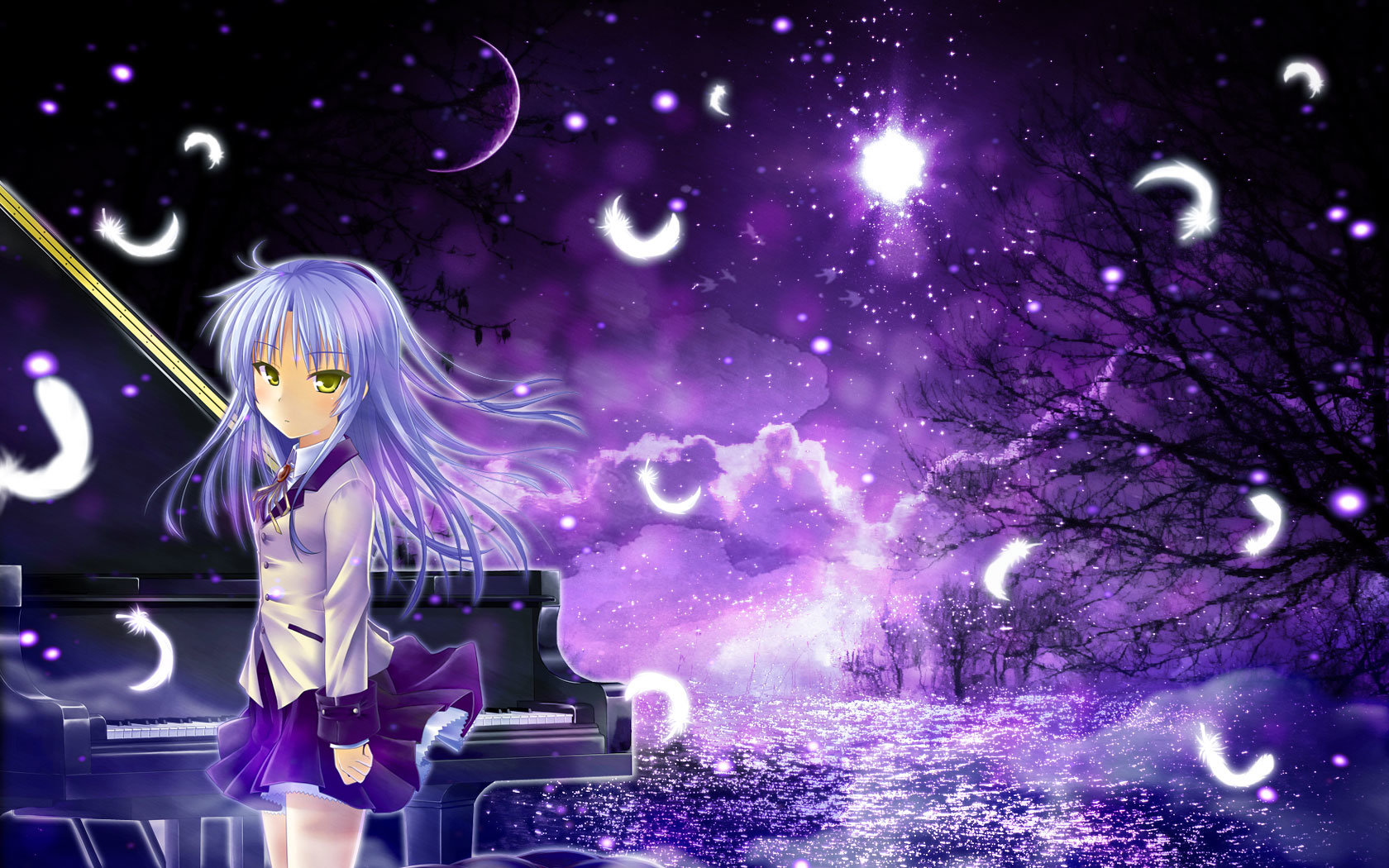 Best Kanade Tachibana background ID:235198 for High Resolution hd 1680x1050 computer