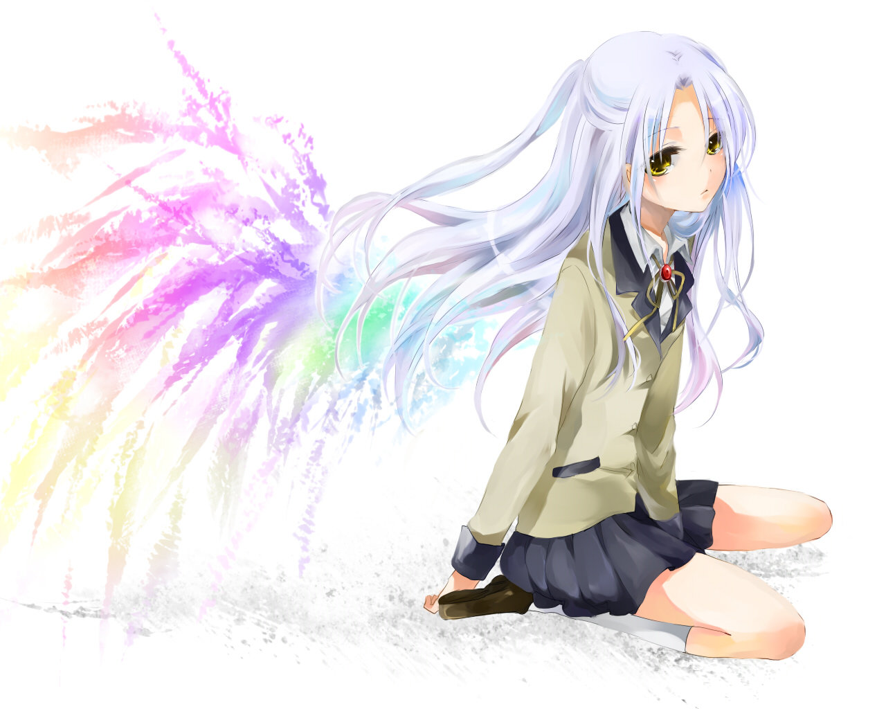 Free download Kanade Tachibana wallpaper ID:235802 hd 1280x1024 for PC