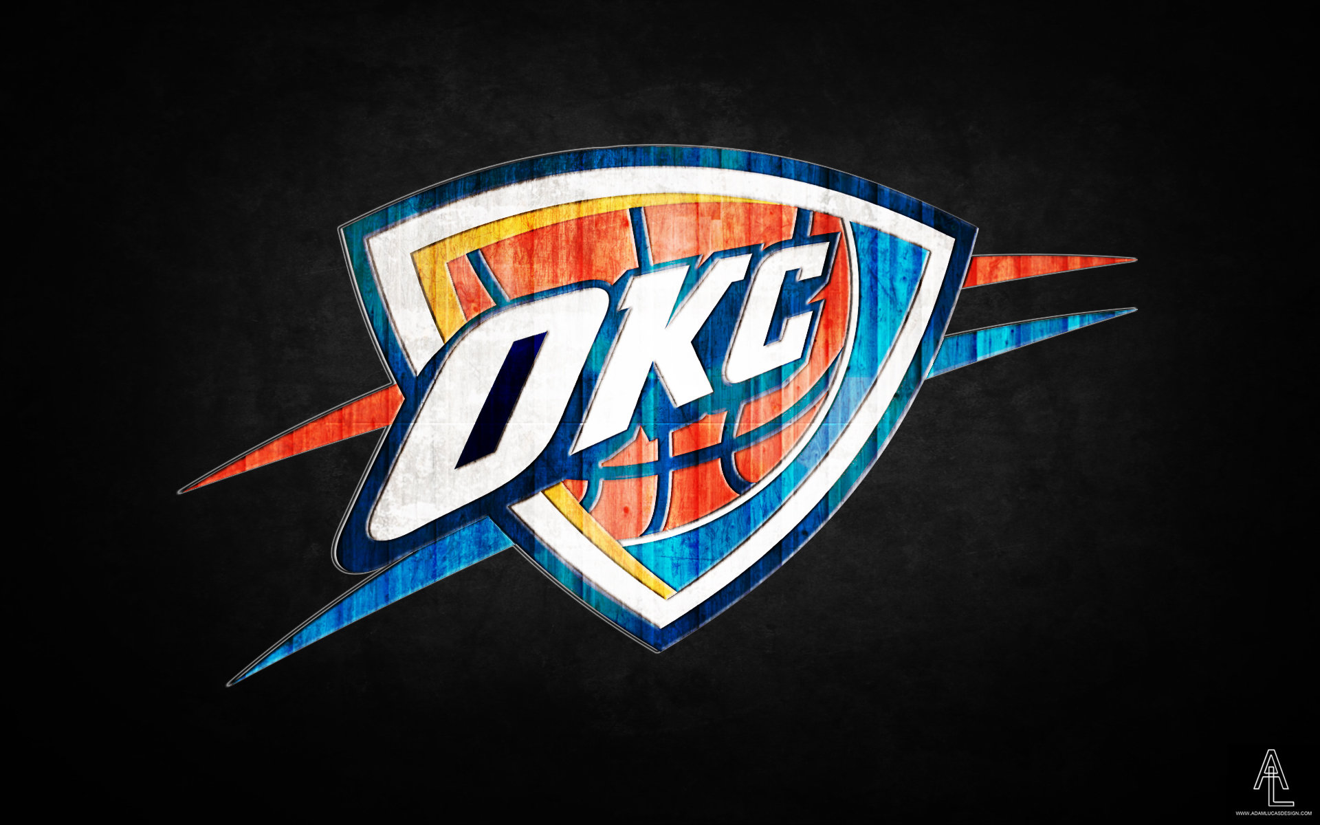 Best Oklahoma City Thunder background ID:437507 for High Resolution hd 1920x1200 computer