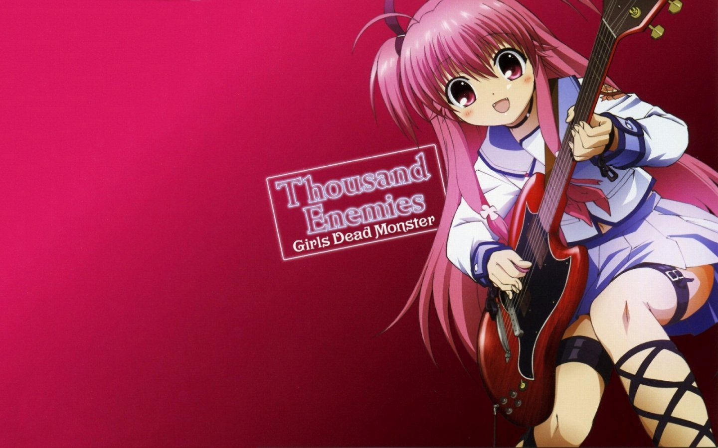 Download hd 1440x900 Yui (Angel Beats!) PC wallpaper ID:235406 for free