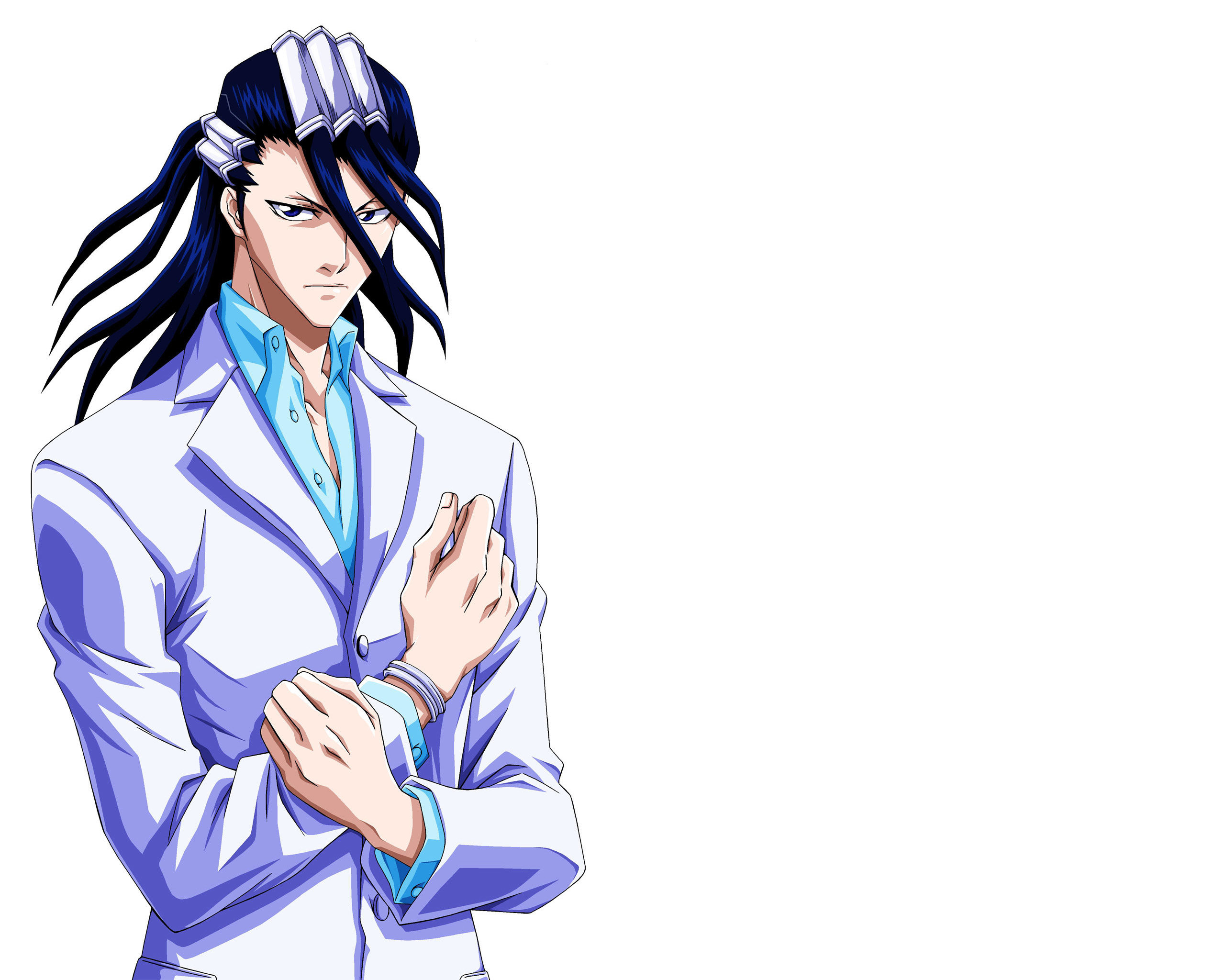 Free download Byakuya Kuchiki background ID:416714 hd 2560x2048 for computer