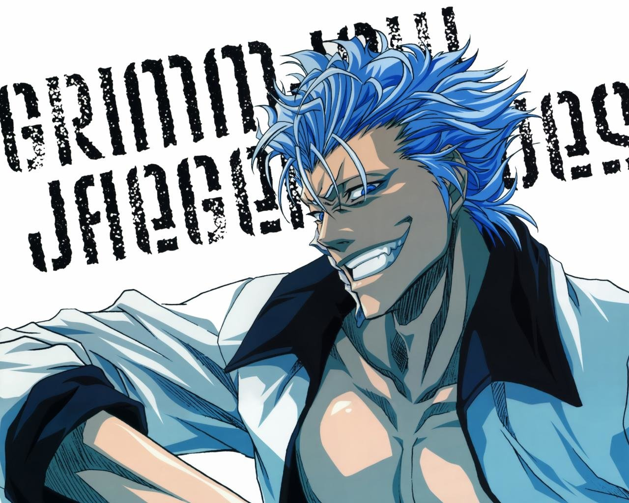 Awesome Grimmjow Jaegerjaquez free wallpaper ID:416661 for hd 1280x1024 desktop