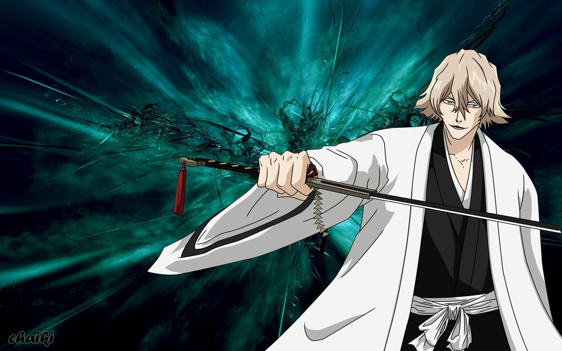 High resolution Kisuke Urahara hd 1920x1200 wallpaper ID:416922 for desktop