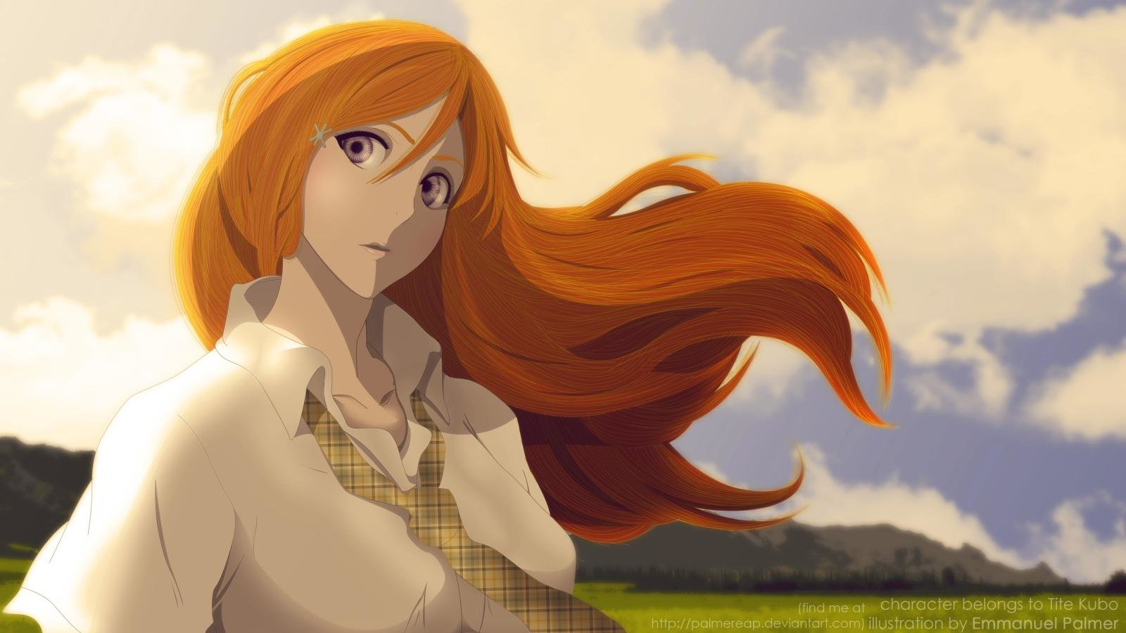 Awesome Orihime Inoue free background ID:416704 for hd 1600x900 desktop