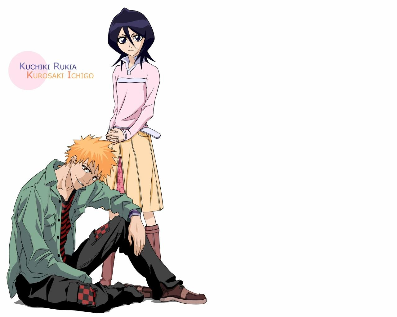Free Rukia Kuchiki high quality background ID:416660 for hd 1280x1024 PC