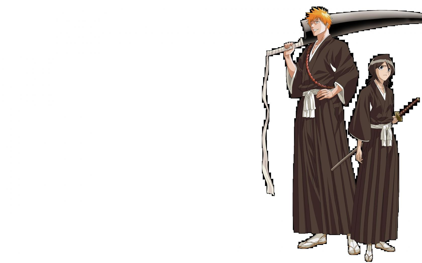 Best Rukia Kuchiki background ID:416698 for High Resolution hd 1680x1050 computer