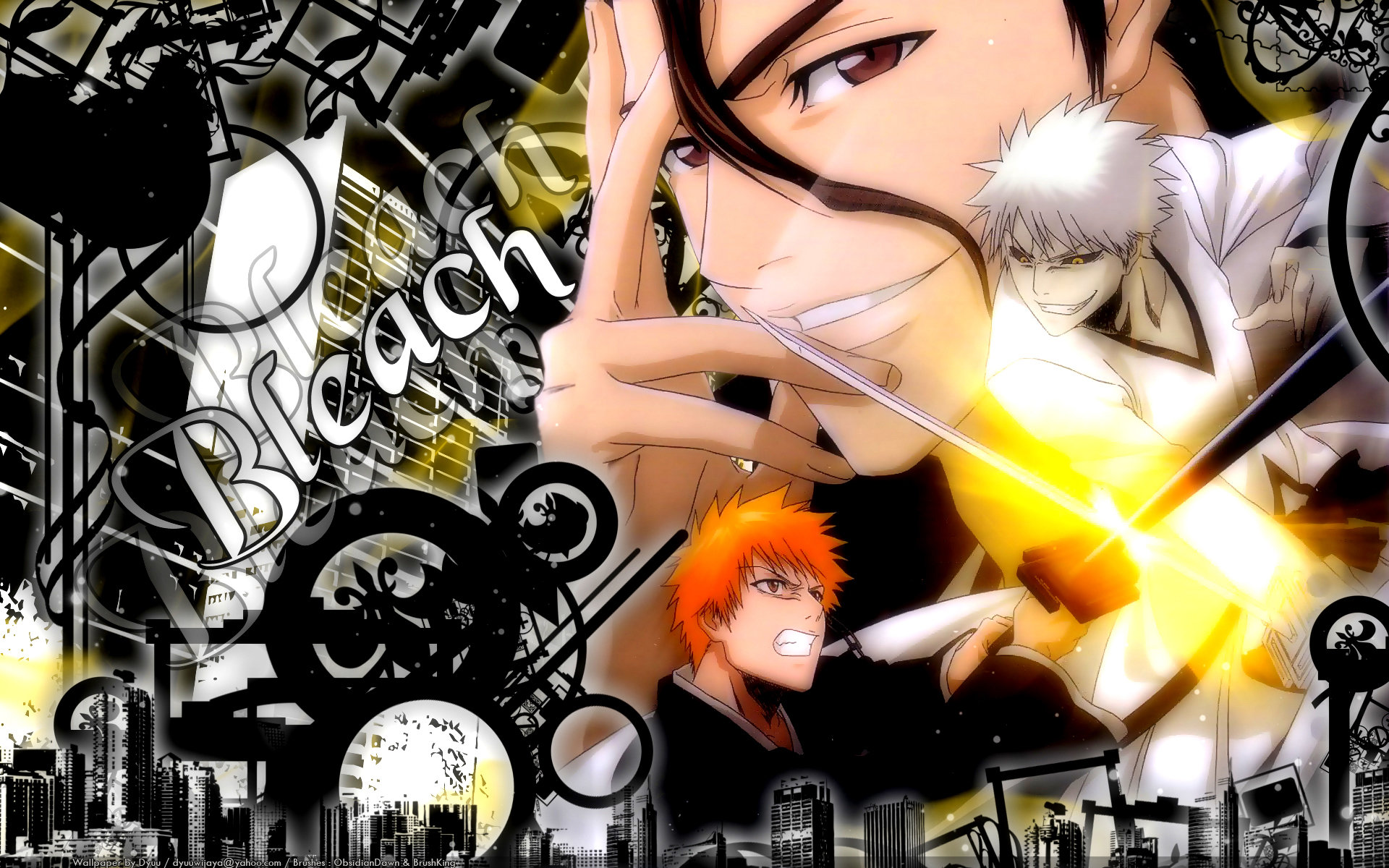 Free Sosuke Aizen high quality background ID:416914 for hd 1920x1200 PC