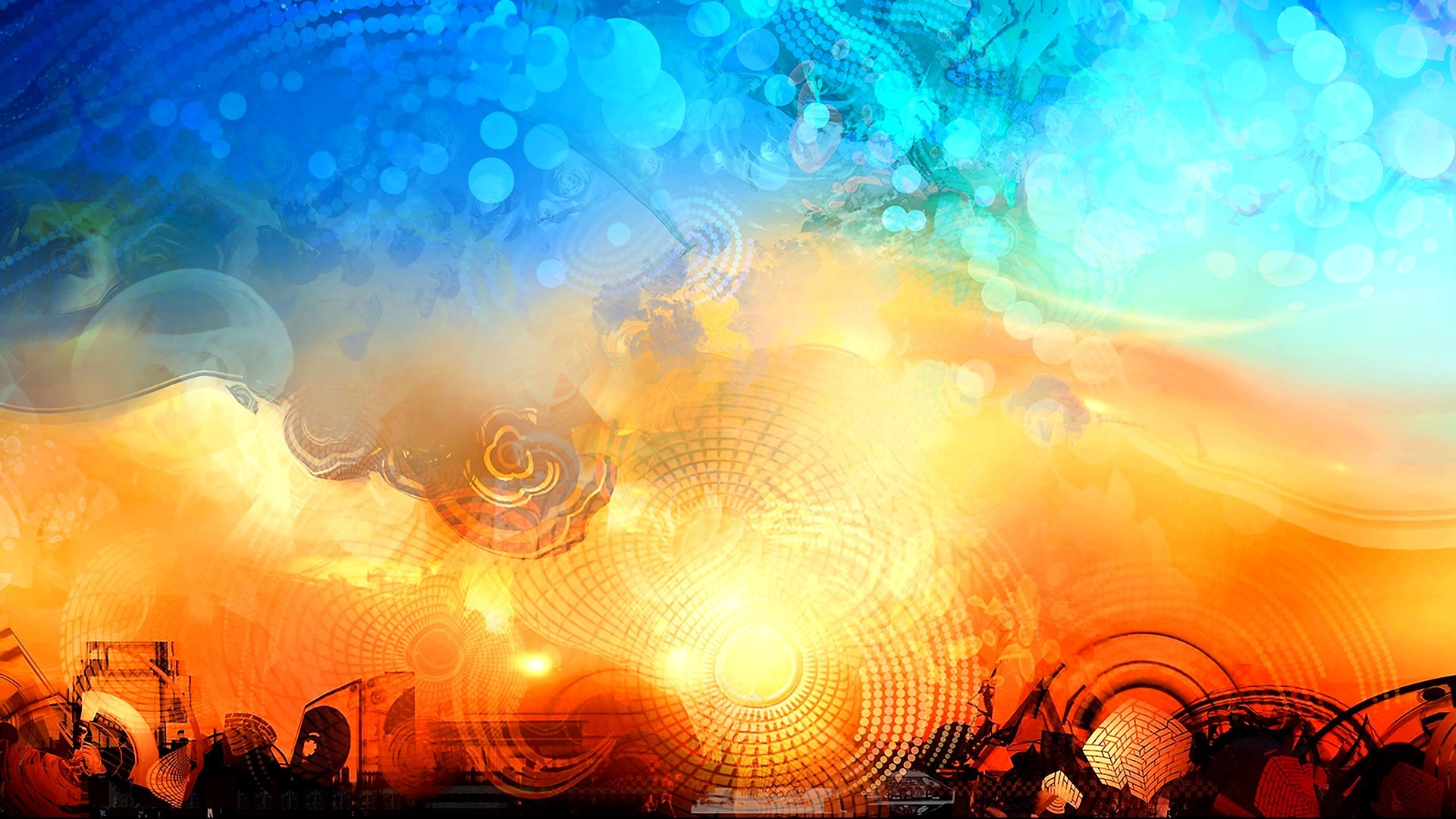 Best Psychedelic & Trippy background ID:462828 for High Resolution 1080p PC