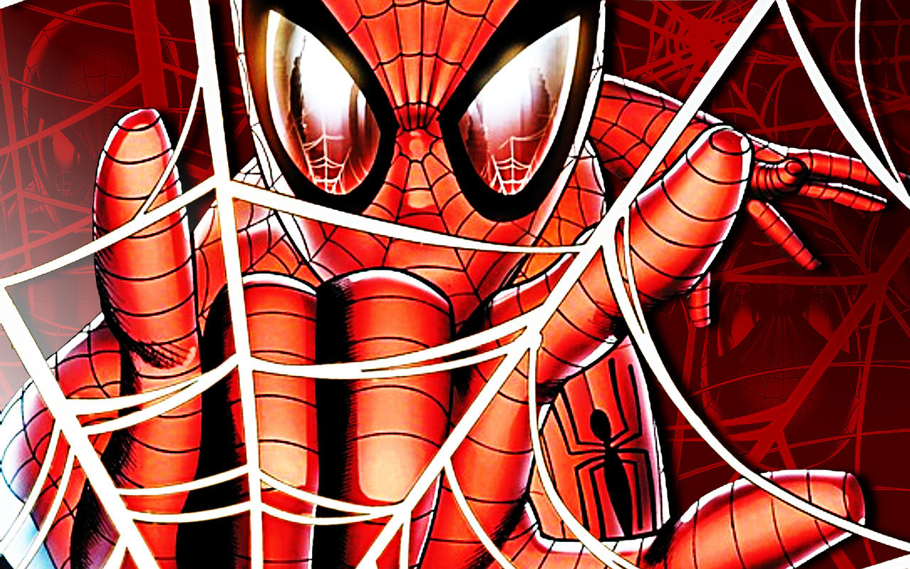 High resolution Spider-Man hd 1280x800 background ID:104335 for desktop