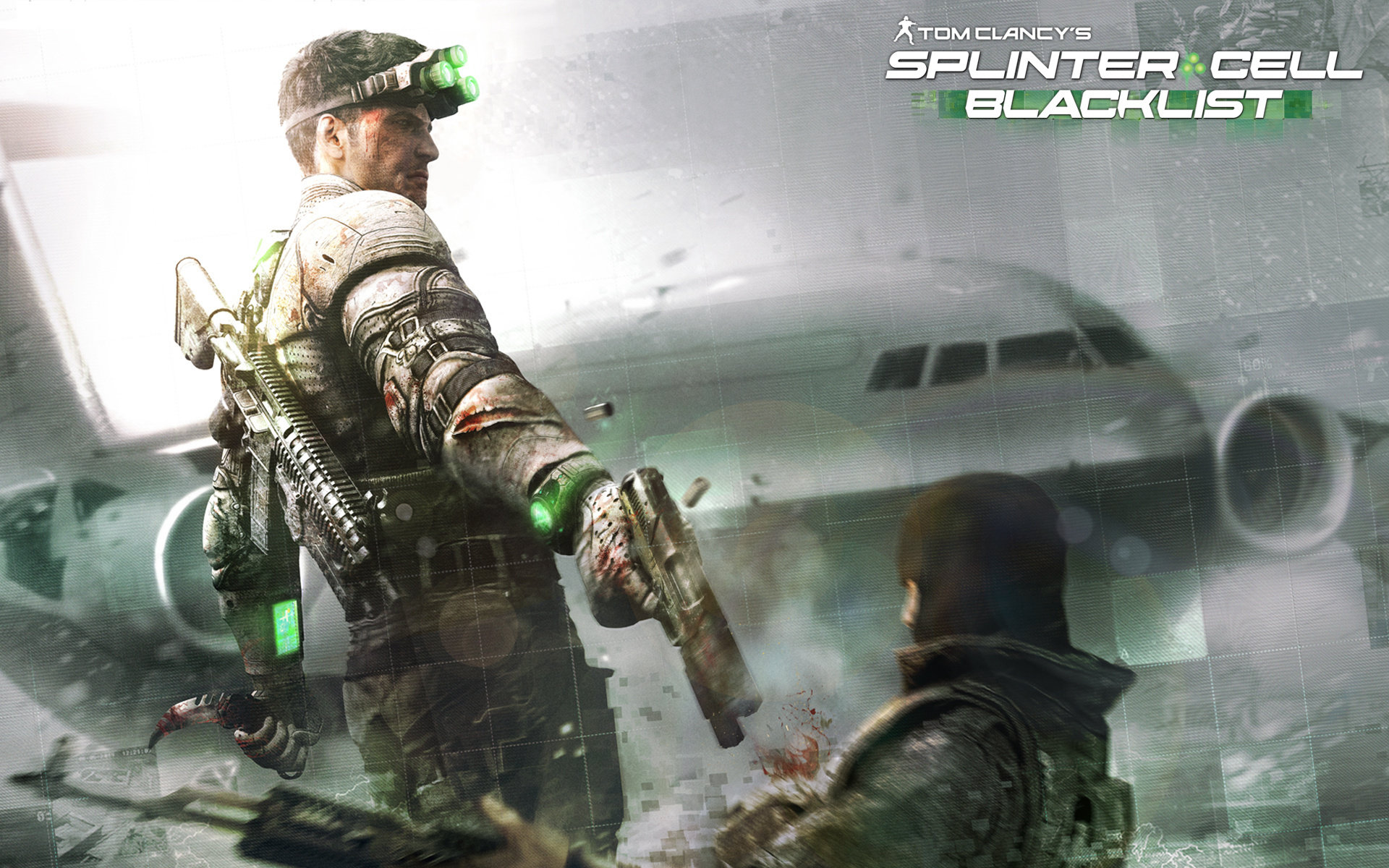 Sam Fisher Wallpapers Hd For Desktop Backgrounds