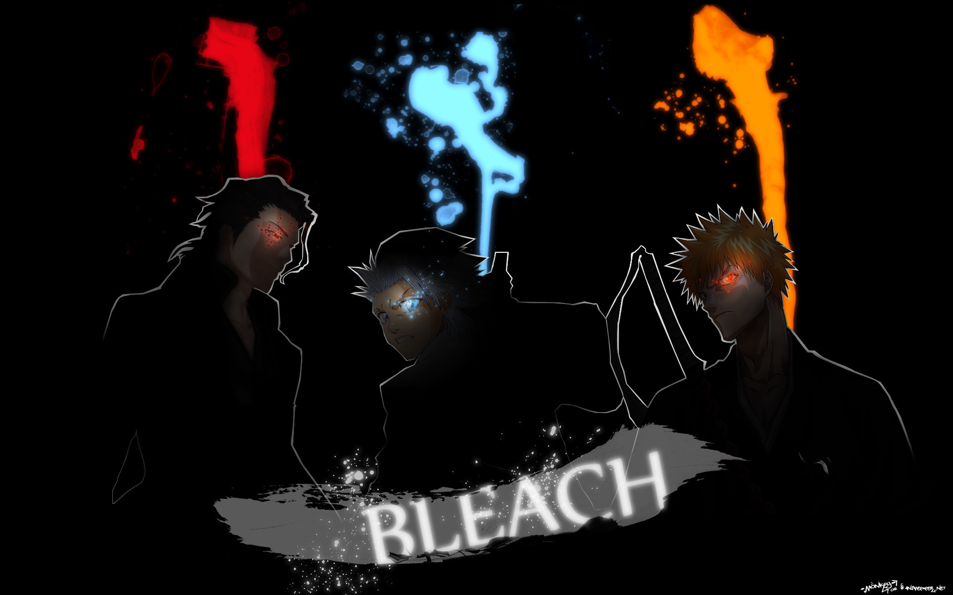 Free download Bleach background ID:411286 hd 1920x1200 for PC