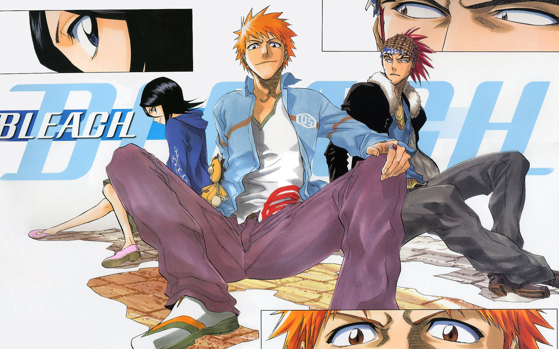 Free download Bleach background ID:416995 hd 1920x1200 for computer