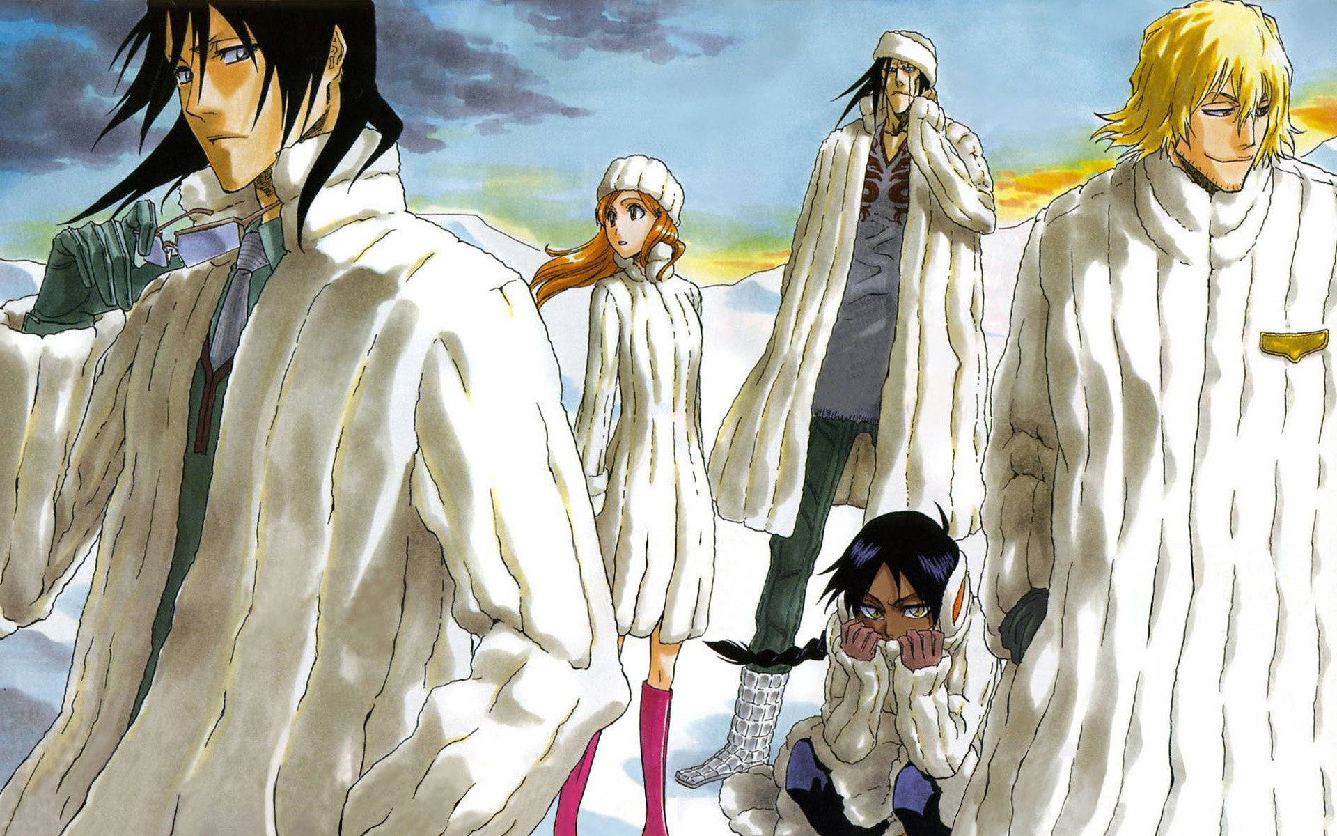 Free download Bleach wallpaper ID:419008 hd 1920x1200 for desktop