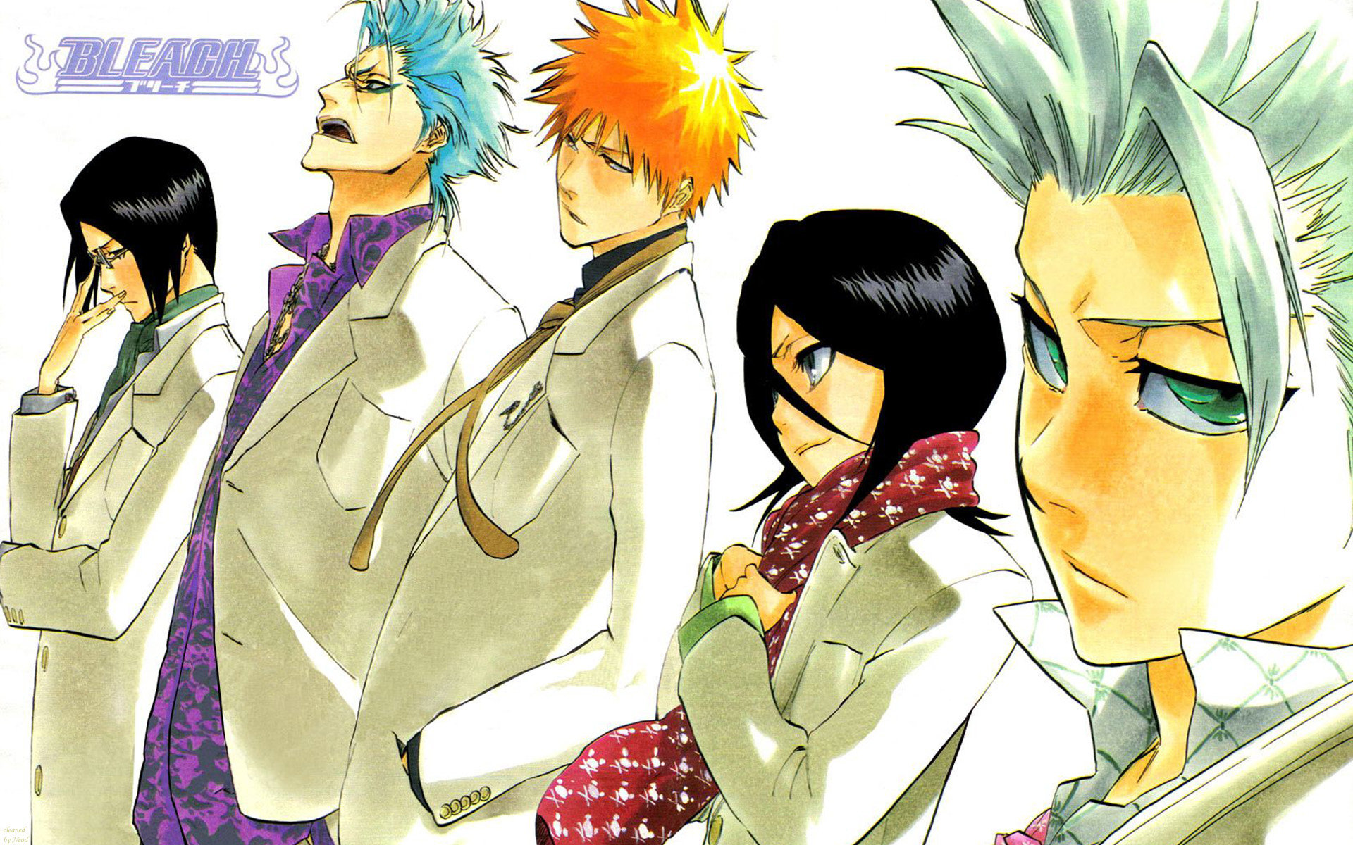 Best Bleach wallpaper ID:419142 for High Resolution hd 1920x1200 PC