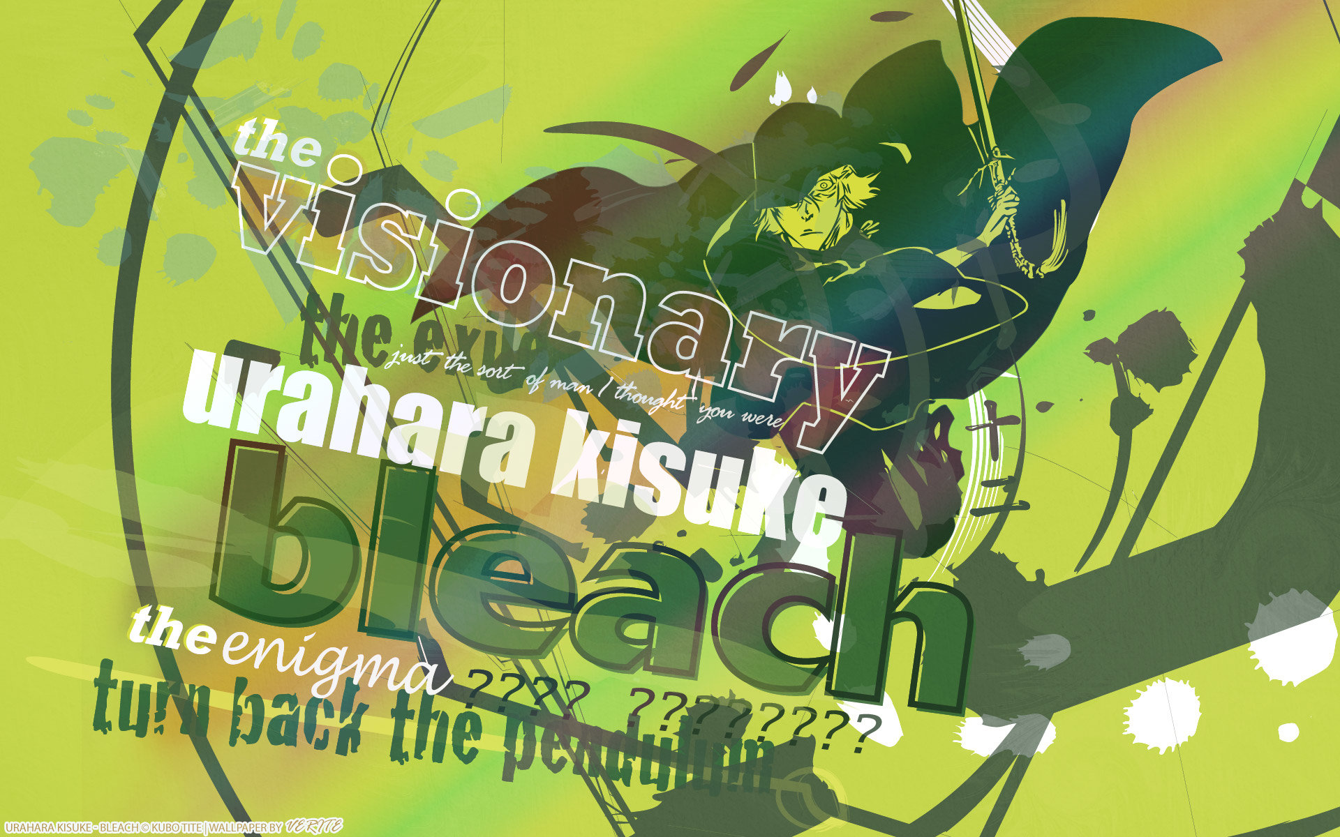 Free download Kisuke Urahara background ID:411312 hd 1920x1200 for desktop