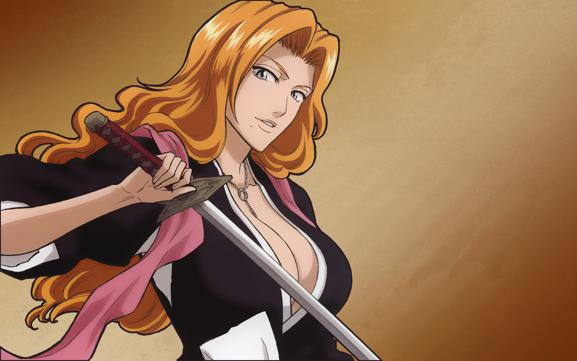 Free download Rangiku Matsumoto wallpaper ID:417010 hd 1920x1200 for PC