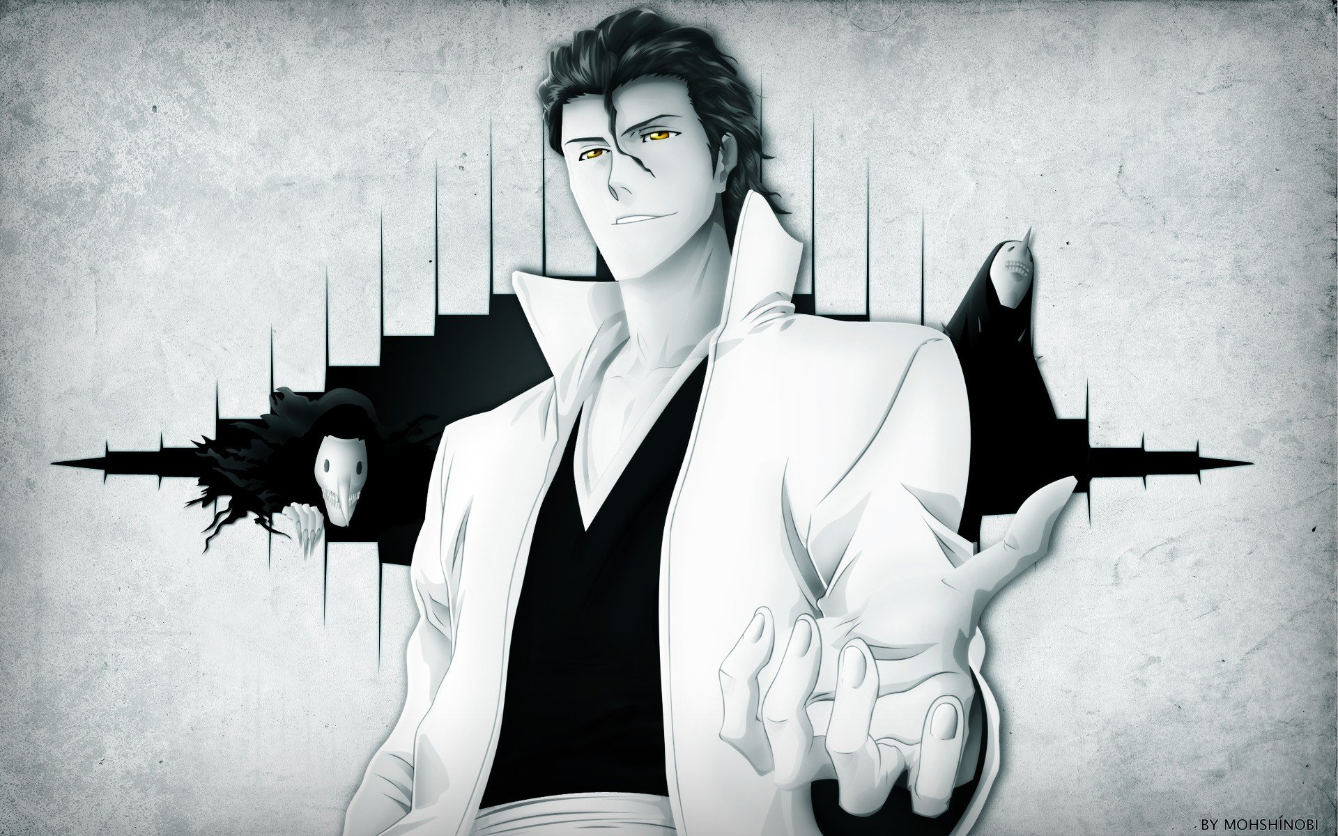Awesome Sosuke Aizen free background ID:417012 for hd 1920x1200 desktop