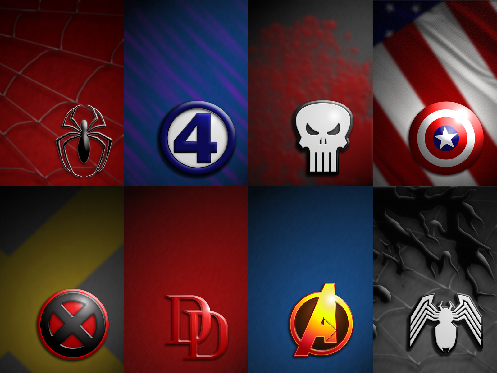 Download hd 1600x1200 Marvel computer wallpaper ID:322295 for free