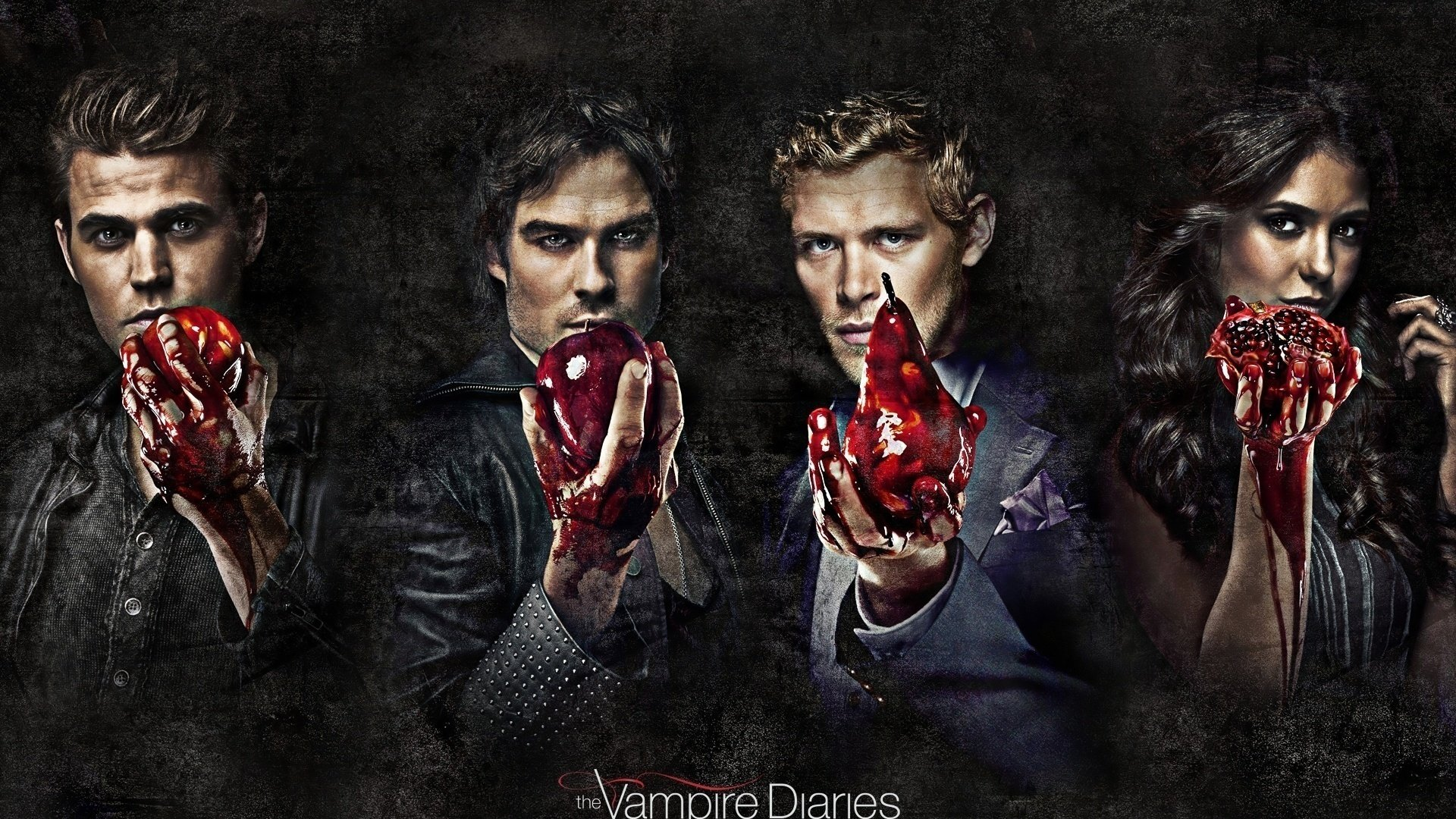 Free download The Vampire Diaries wallpaper ID:464993 full hd 1080p for PC
