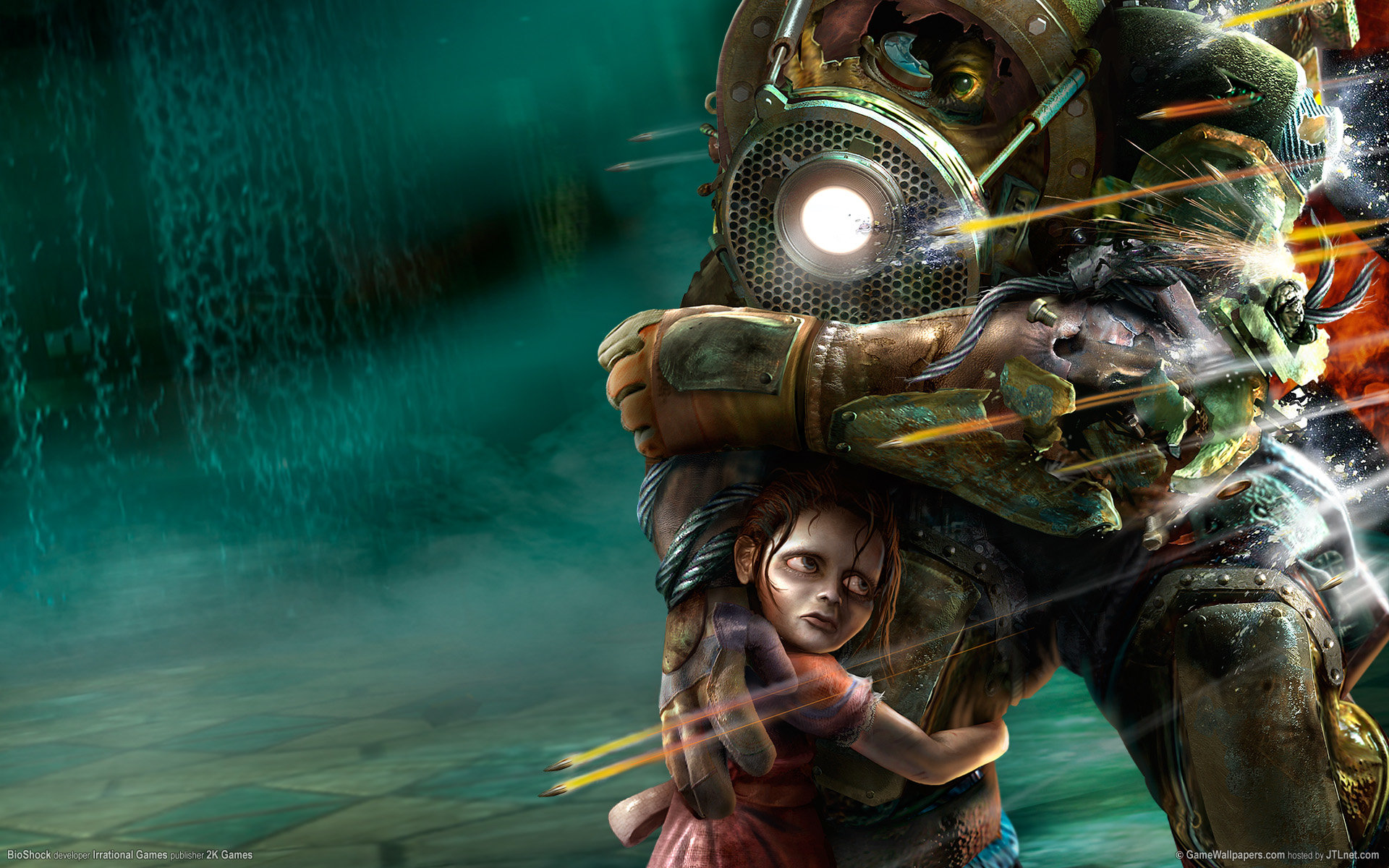 Free Bioshock 2 High Quality Background ID323191 For Hd 1920x1200 Computer