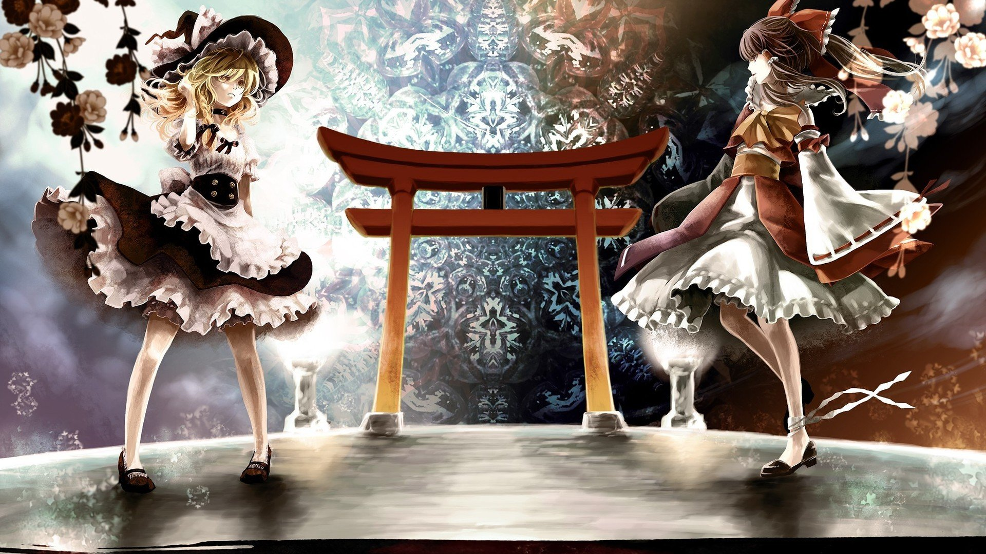 Free download Touhou wallpaper ID:219787 full hd 1080p for PC