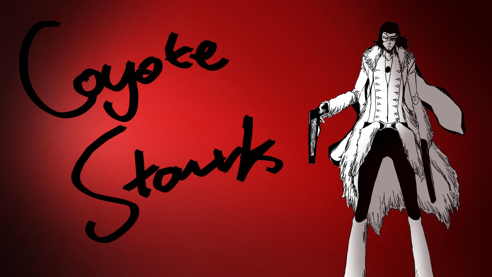 Awesome Coyote Starrk free wallpaper ID:417034 for hd 1920x1080 desktop
