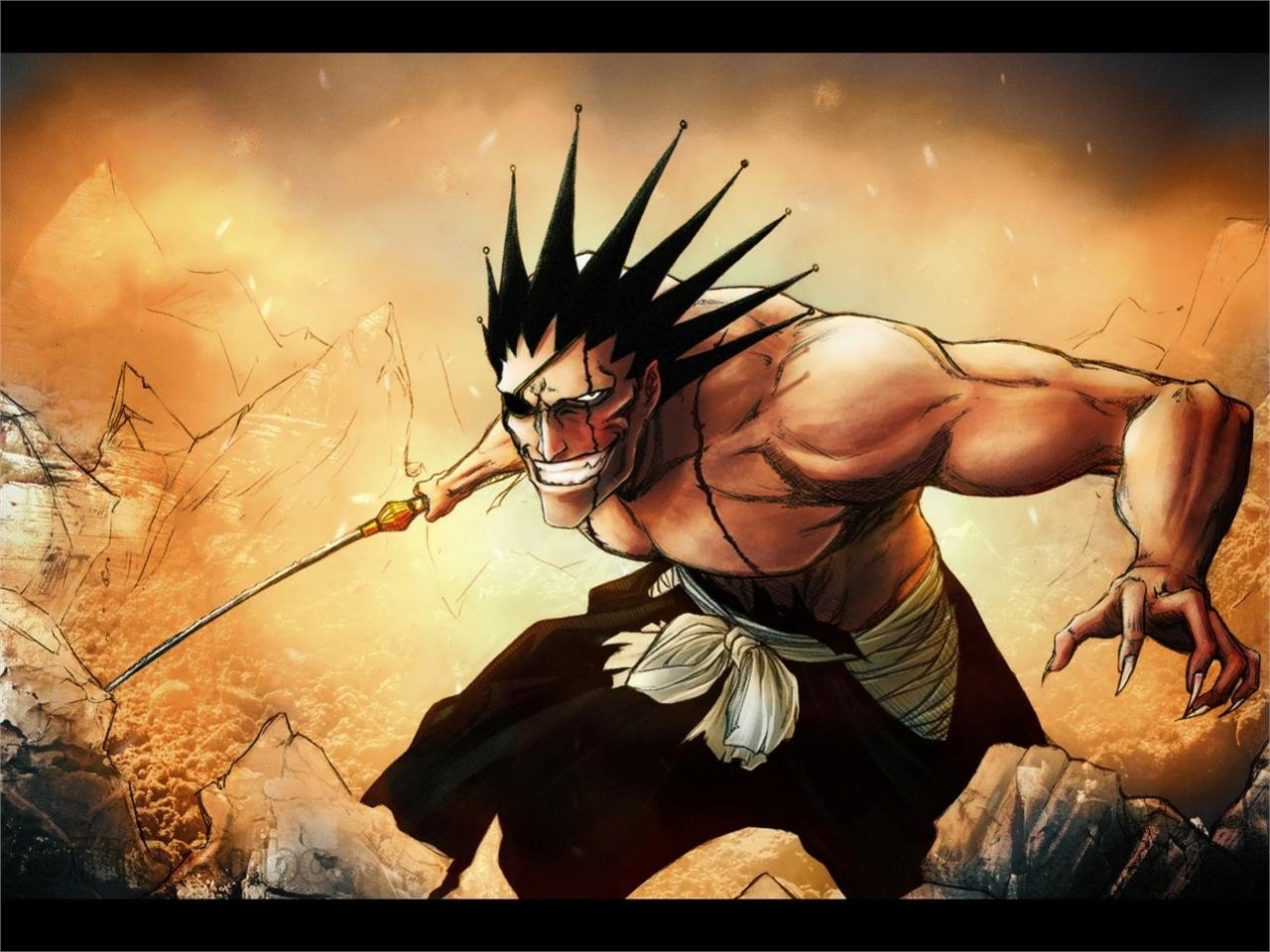 Awesome Kenpachi Zaraki free background ID:417053 for hd 1280x960 desktop