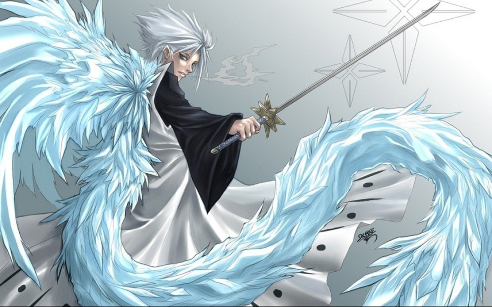 High resolution Toshiro Hitsugaya hd 1680x1050 background ID:418911 for PC