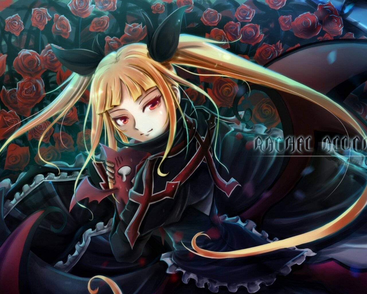 Download hd 1280x1024 Blazblue PC background ID:75059 for free