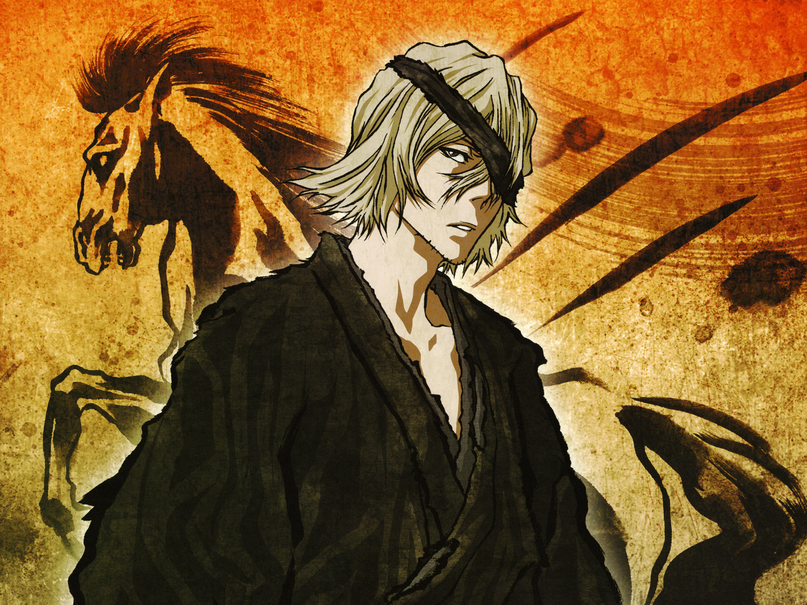 Awesome Kisuke Urahara free background ID:417061 for hd 1600x1200 PC