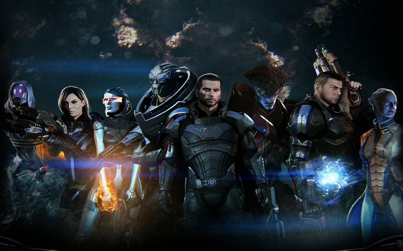 Free Mass Effect 3 High Quality Wallpaper Id 191794 For Hd