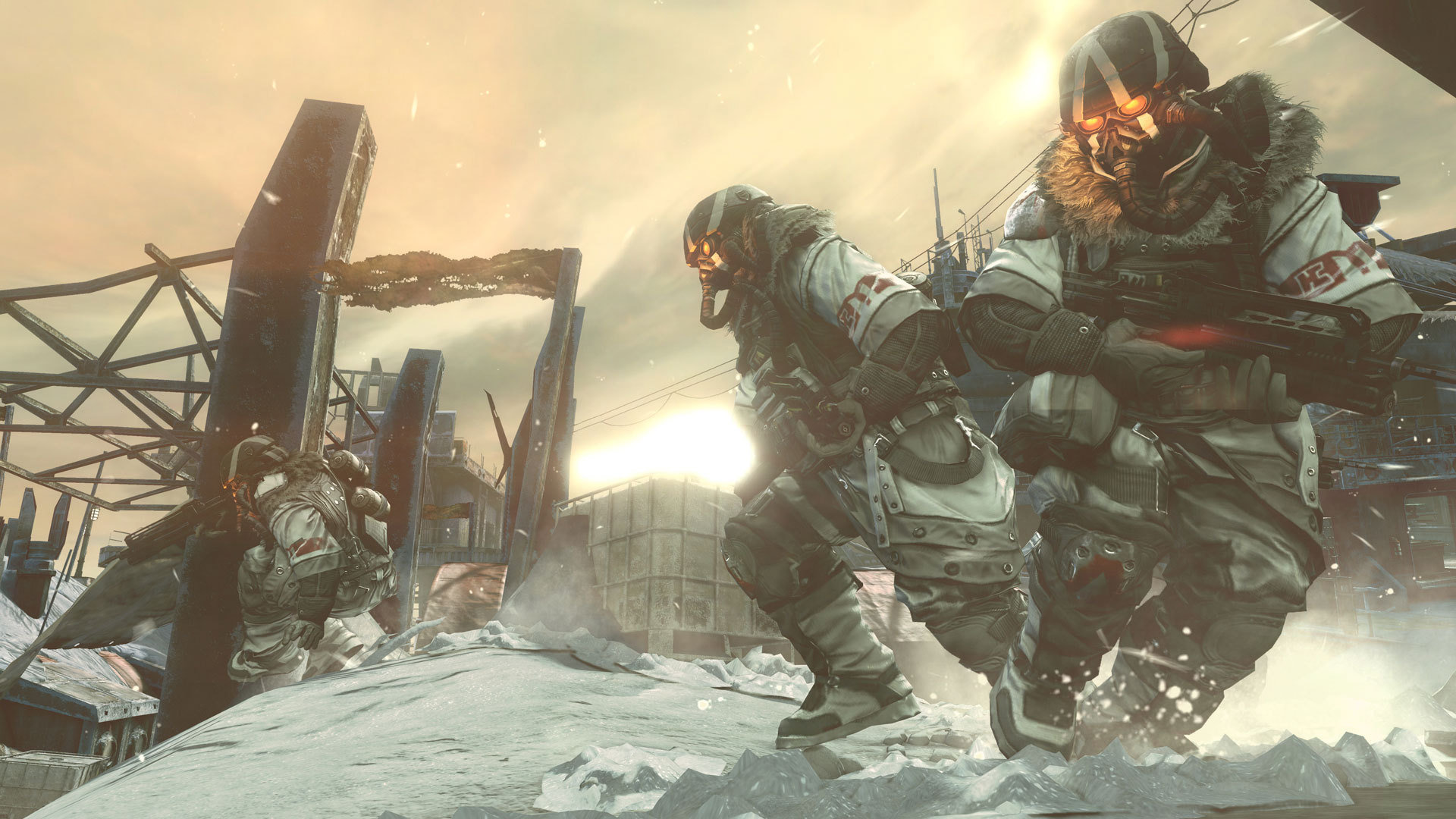 High resolution Killzone 3 full hd background ID:326525 for PC