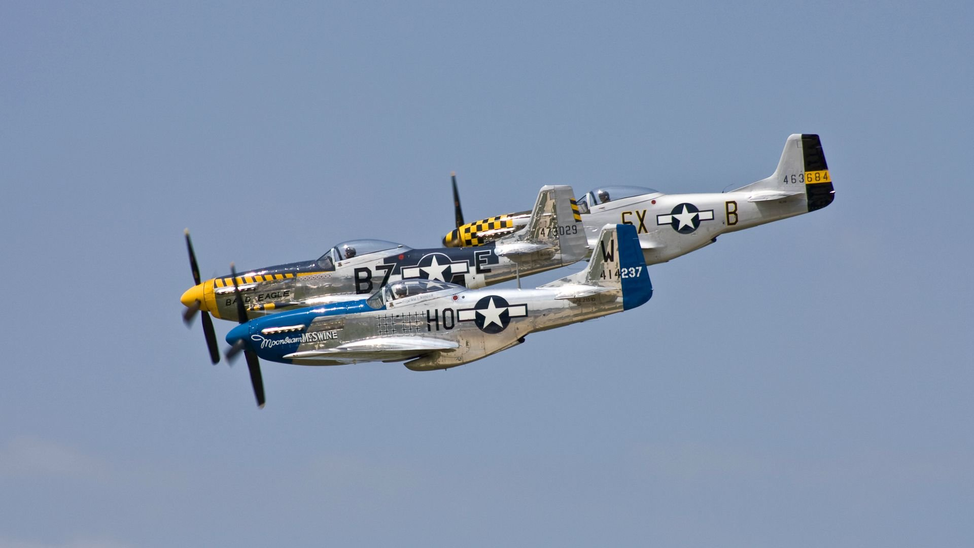 North American P 51 Mustang Wallpapers Hd For Desktop Backgrounds