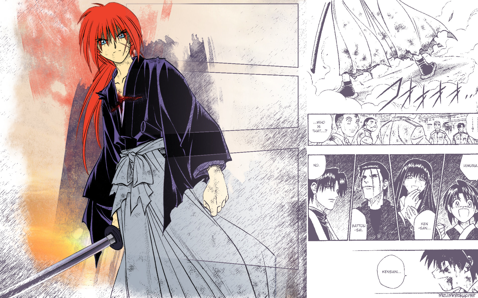 Best Rurouni Kenshin wallpaper ID:346613 for High Resolution hd 1920x1200 computer