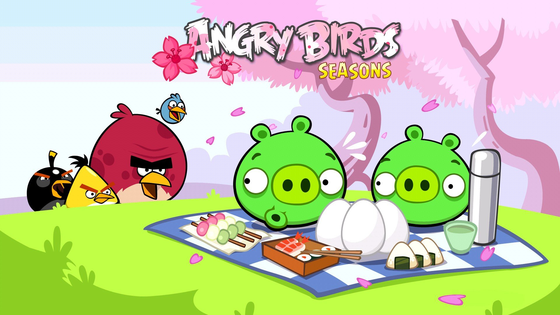 Angry Birds Wallpapers 1920x1080 Full Hd 1080p Desktop Backgrounds