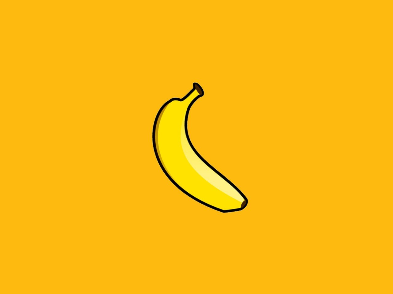 Download hd 1280x960 Banana desktop wallpaper ID:463184 for free